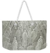 The Angels In The Planet Mercury Weekender Tote Bag