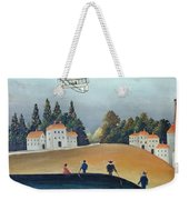 The Anglers, C.1908-09 Oil On Canvas Also See 309520 Weekender Tote Bag