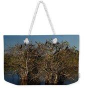 The Anhinga Trees Weekender Tote Bag