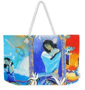The Annunciation Weekender Tote Bag