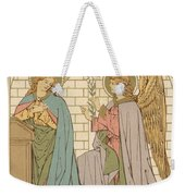 The Annunciation Of The Blessed Virgin Mary Weekender Tote Bag