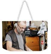The Antique Dealer Weekender Tote Bag