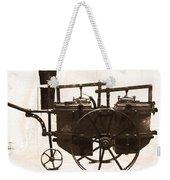 The Antique Farming Machine  Weekender Tote Bag