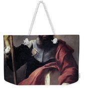 The Apostle Saint James Weekender Tote Bag