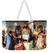 The Apotheosis Of Homer Weekender Tote Bag