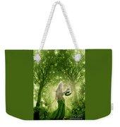 The Apple Fairy Weekender Tote Bag