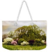 The Apple Orchard Weekender Tote Bag