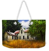 The Apple Tree On The Hill Weekender Tote Bag