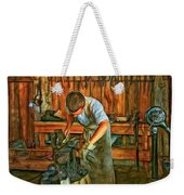 The Apprentice 2 - Paint Weekender Tote Bag