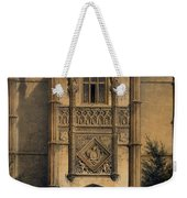 The Arch, Montacute House, Somerset Weekender Tote Bag