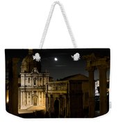 The Arch Of Septimius Severus Weekender Tote Bag