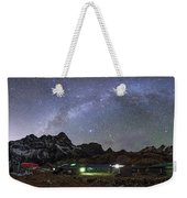 The Arch Of The Milky Way Galaxy Weekender Tote Bag