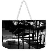 The Architect Weekender Tote Bag
