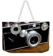 The Argus C3 Lunchbox Camera Weekender Tote Bag