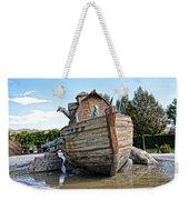 The Ark Weekender Tote Bag