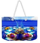 The Arkadian Fountain Weekender Tote Bag