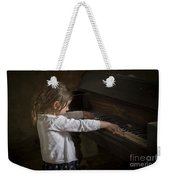 The Art Of Melody Weekender Tote Bag