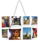 The Art Of New Mexico Weekender Tote Bag