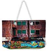 The Art Of The Streets Weekender Tote Bag by Karol Livote