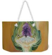 The Artichoke's Heart Weekender Tote Bag