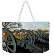 The Artillery Weekender Tote Bag