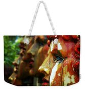 The Artist's Garden Weekender Tote Bag