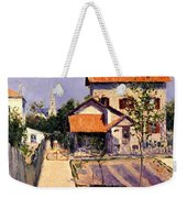 The Artists House At Yerres Weekender Tote Bag
