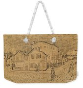 The Artists House In Arles Weekender Tote Bag