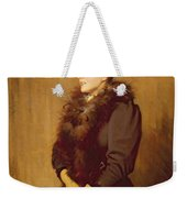 The Artists Wife, 1893 Weekender Tote Bag