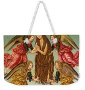 The Ascension Of Saint Mary Magdalene Weekender Tote Bag