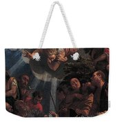 The Ascension Weekender Tote Bag
