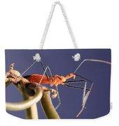 Garden Assassin Bug Weekender Tote Bag