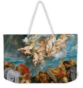 The Assumption Of The Virgin Weekender Tote Bag