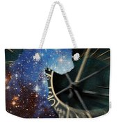The Astronomer's Cat Weekender Tote Bag