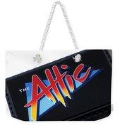 The Attic Myrtle Beach Sc Weekender Tote Bag