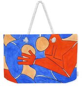 The Attraction One Weekender Tote Bag