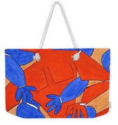 The Attraction Two Weekender Tote Bag