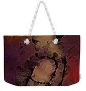 The Attrition Of Nothing  Weekender Tote Bag