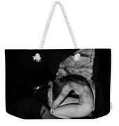 The Auspicious Squalor Of The Human Butterfly Weekender Tote Bag