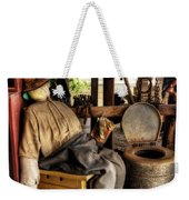 The Aussie Dunny Can Weekender Tote Bag