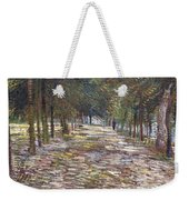 The Avenue At The Park Weekender Tote Bag