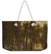 The Avenue Of Birches Weekender Tote Bag