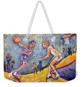 The B-ball Game Weekender Tote Bag