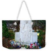 The Babe's Resting Place Weekender Tote Bag