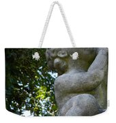 The Baby At Gibraltar 2 Weekender Tote Bag