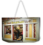The Bakery Weekender Tote Bag
