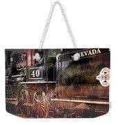 The Baldwin Weekender Tote Bag by Gunter Nezhoda