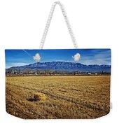 The Bale - Sandia Mountains - Albuquerque Weekender Tote Bag