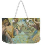 The Ballet Weekender Tote Bag