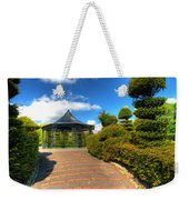 The Bandstand Weekender Tote Bag